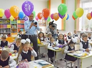 Новая школа в «Родниках» открылась на улице Тюленина