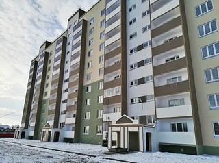 На Новой Московке достраивается первый дом нового жилого комплекса