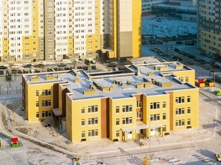 В Красноярске построят 19 детских садов и 5 новых школ