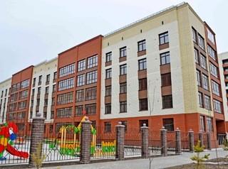 Кирпичный дом комфорт-класса готовится к заселению в ЖК «Дружный-3»