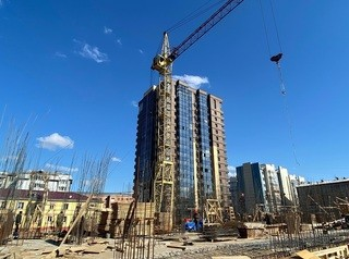 Кто из застройщиков в апреле стал лидером по строительству жилья в Иркутской области