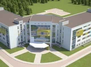 Современную детскую больницу хотят открыть на Чертугеевском полуострове уже в 2024 году