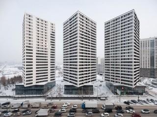 Завершено строительство одного из жилых комплексов «Брусника Сибакадемстрой»