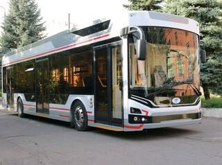 Еще 29 современных троллейбусов закупят для Омска в этом году
