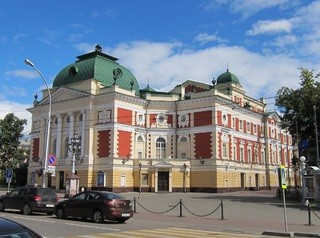 В конце сентября завершится ремонт в иркутском драматическом театре