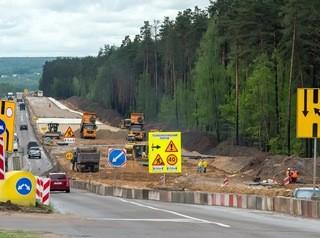 Дорогу Тобольск – Тара – Томск построят на условиях государственно-частного партнерства