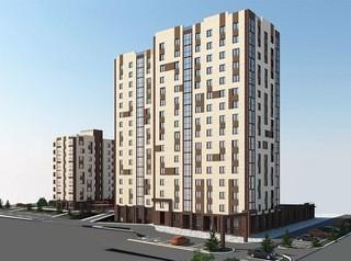 «Кемеровогражданстрой» продолжает строительство ЖК «Времена года»
