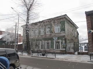 Девять домов в центре Иркутска признаны памятниками
