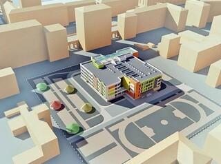 Строительство школы в новокузнецком ЖК «Новый Город» начнется в 2021 году