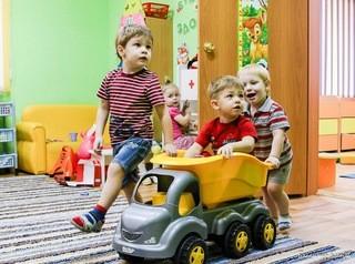 Детский сад в ЖК «Краски» и «Питер» построят в ближайшие два года