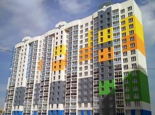 Построен новый дом в жилом комплексе «Венеция-2» на набережной Оби