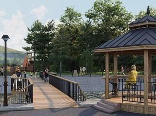 Какие парки обустроят в Красноярске в этом году?