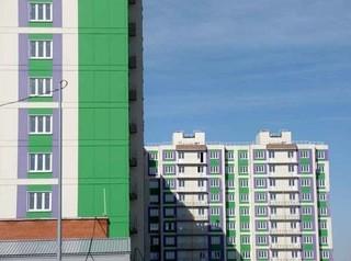 Два дома микрорайона «Новомарусино» могут быть достроены в ближайшие два года