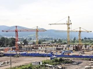 Масштабные проекты строительства жилья собираются развернуть в крупных городах