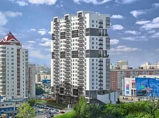 Недостроенный жилой комплекс на Красном проспекте решили завершить