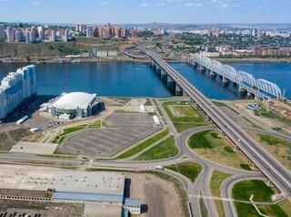 Выезд с Николаевского моста на Пашенный построят к 2023 году