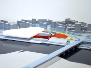 «Сибиряк» разработает проект планировки Предмостной площади
