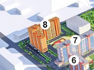 В ЖК «Матрешки» вырос ассортимент квартир