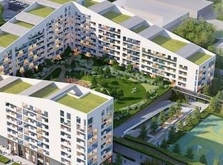 В жилом комплексе комфорт-класса у Михайловской рощи началась продажа квартир