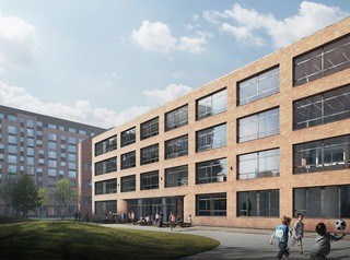Школа в «Европейском Береге» будет построена к сентябрю 2021 года