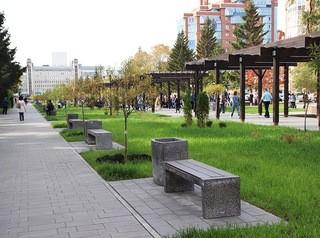 Омичи выбирают парки и скверы для благоустройства в 2021 году