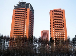 В Красноярском крае резко выросло количество проблемных домов