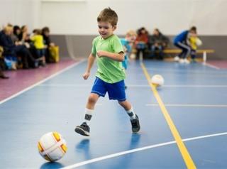 В Урике начали строить спорткомплекс с футбольным полем