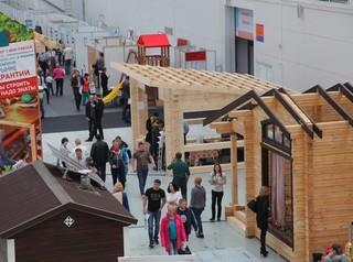 В Красноярске открылась строительная выставка