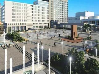 Конкурс на лучшую концепцию Театральной площади объявят в Красноярске
