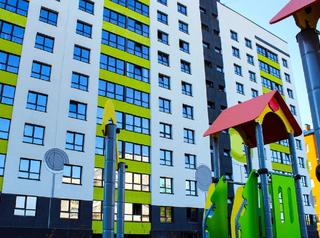 В центре Бийска построен новый дом