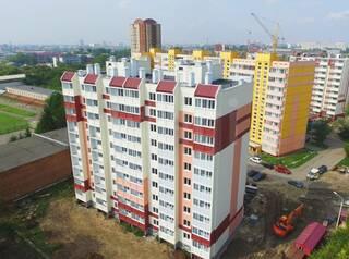 Строители Омской области в 2017 году сдали существенно меньше нового жилья