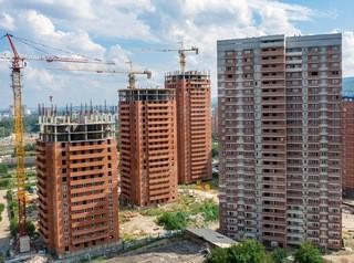В Красноярске подали на банкротство застройщика домов на улице Прибойной