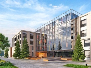 Школу в жилом комплексе «Ясный берег» спроектировали с участием немецких архитекторов