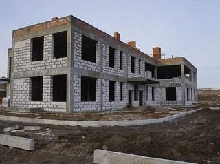 Детсад в Маркова строят без отставания от графика