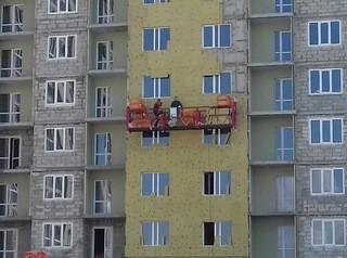 У новоалтайского ЖК «Демидов Парк» снова сменился подрядчик