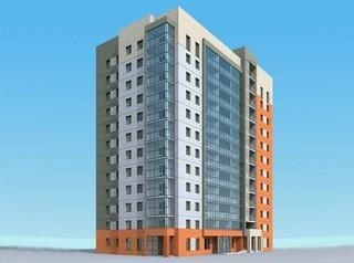 Недостроенный дом в Барнауле разрешили сделать в четыре раза выше
