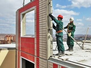 В Бурятии будут строить панельные дома