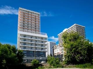 За январь — июль 2018 года томские застройщики построили на 45% больше жилья, чем год назад