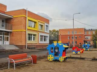 В Иркутске после новогодних праздников откроют детский сад на Зимней