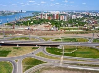В Красноярске меняют проект дорожной сети и территорий общественного пользования