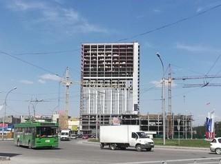 Строительство гостиницы «Турист» завершится в третьем квартале 2022 года