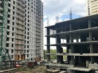 Еще три долгостроя в Новосибирске и Краснообске передают для достройки Фонду защиты дольщиков