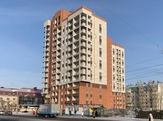 Для продолжения строительства жилого комплекса в центре Барнауле выделяют соседний участок