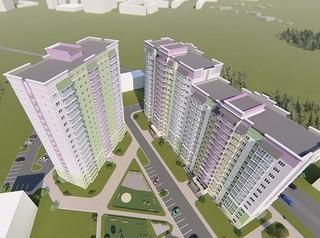 В Барнауле приостановлено строительство жилого комплекса «Клевер парк»