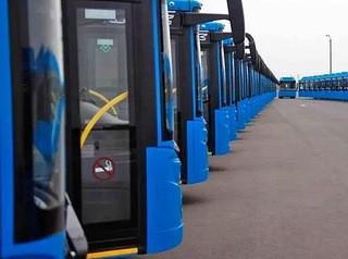 Новые автобусы на газовом топливе закупят для Новосибирска