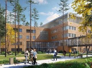 Три новых корпуса НГУ будут построены до 2023 года