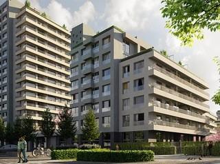 Началось строительство жилого комплекса «Авиатор» в Заельцовском районе
