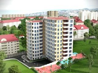 Барнаульский застройщик строит жилой комплекс в Сочи