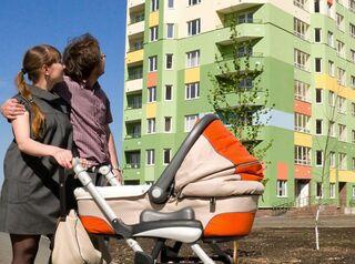 Молодые семьи могут освободить от налога при продаже квартиры