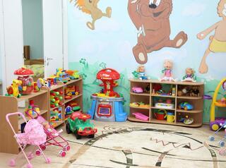 Детский сад в «Хрустальном парке» сдадут в 2020 году
